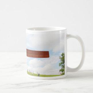Angel Of North Coffee Mug