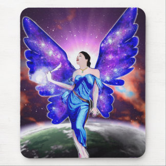 Angel Of Passion Mouse Pad