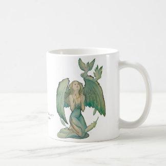 Angel of Peace 2 Coffee Mug