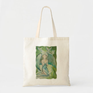 Angel of Peace Canvas Bag