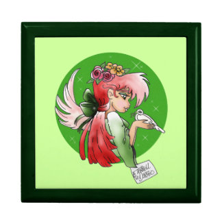 """Angel of PEACE"" Gift Box DORFEO Art"