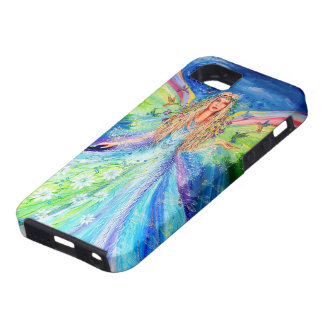 Angel of Peace iPhone SE/5/5s Case