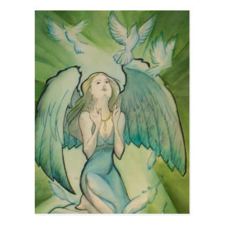 Angel of Peace Postcard