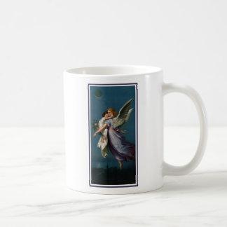 Angel of peace vintage design (1901) mug
