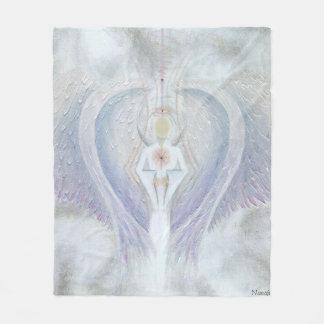 Angel of Revelation - Fleece Blanket