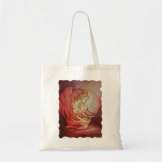 Angel of Spirit Canvas Bag