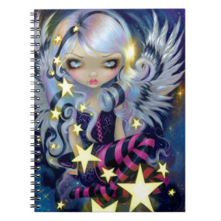 """Angel of Starlight"" Notebook"