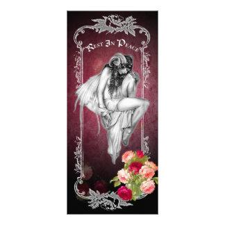 Angel Of Sympathy - Card, Greeting, Postcard Rack Card