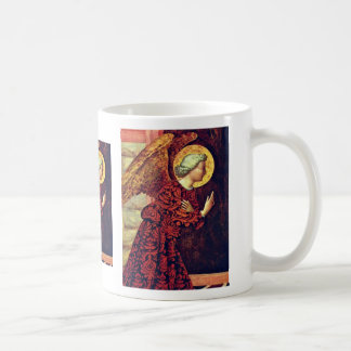 Angel Of The Annunciation By Masolino (Best Qualit Mugs
