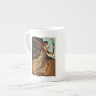 Angel of the Annunciation by Melozzo da Forli Tea Cup