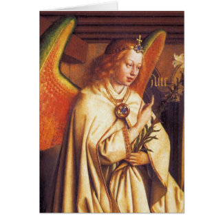 Angel of the Annunciation Cards