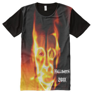 Angel of the bottomless pit Halloween All-Over-Print T-Shirt