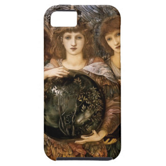 Angel of the Creation of the World by Burne-Jones iPhone SE/5/5s Case