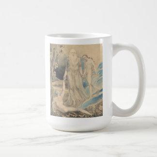 Angel of the Divine Presence Bringing Eve to Adam Coffee Mug