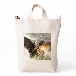 Angel of the Misfortunate Duck Bag