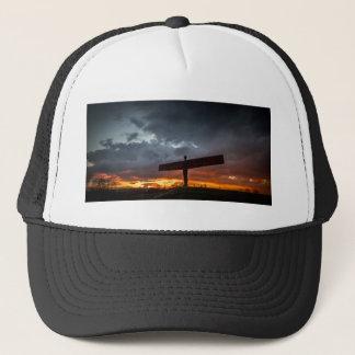 Angel Of The North Cap/Hat Trucker Hat