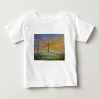 Angel of the North England Infant Tee Shirt