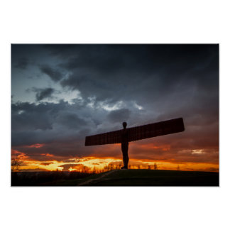 Angel Of The North Poster/Print Poster