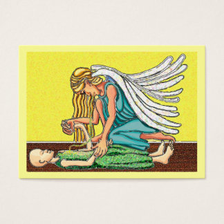 Angel of the Resurrection Business Card