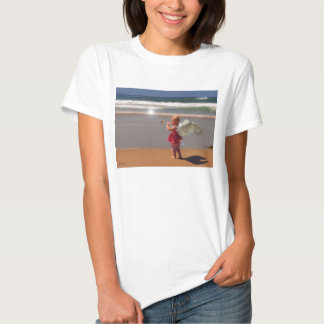 Angel Of The Shores series #10 T-shirt