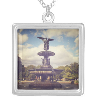 Angel of the Waters, Bethesda Fountain, Central Pa Pendants