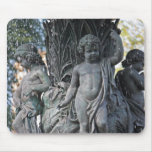 Angel of the Waters Fountain, Central Park Mouse Pads
