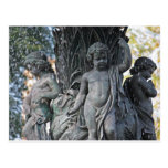 Angel of the Waters Fountain, Central Park Postcards