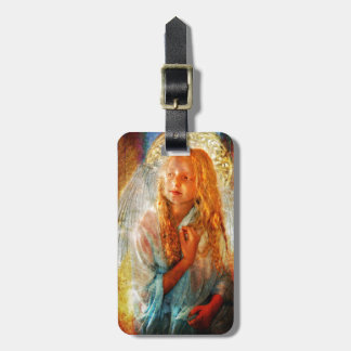 Angel of Tranquility Bag Tag