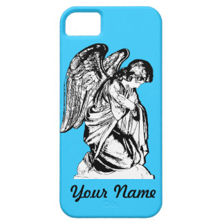 Angel on any color iPhone SE/5/5s case