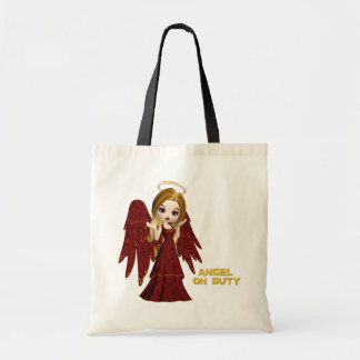 Angel On Duty#2 Budget Tote