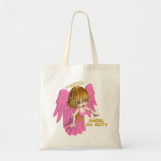 Angel On Duty#3 Budget Tote