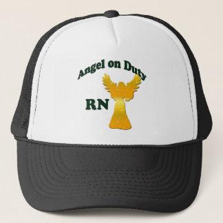 Angel on Duty Trucker Hat