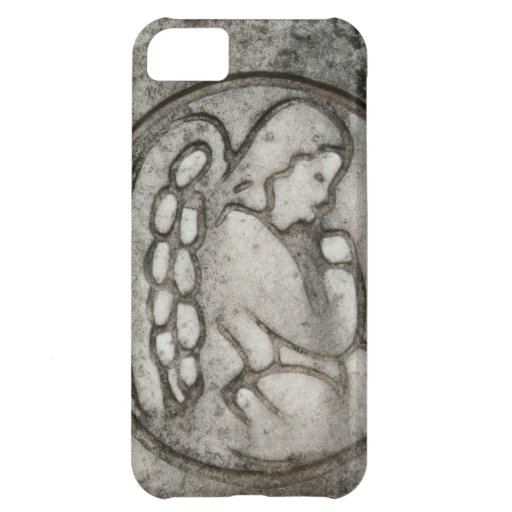 Angel on its Knees Case For iPhone 5C