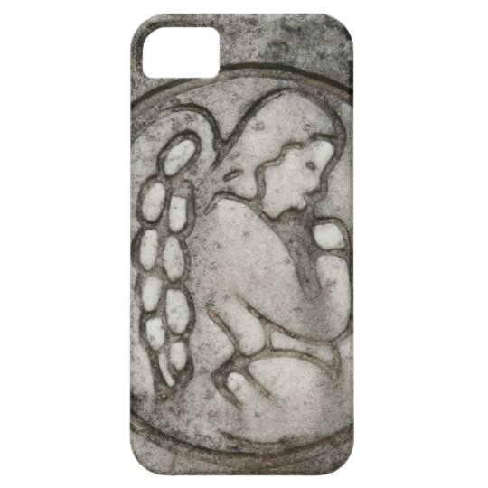 Angel on its Knees iPhone SE/5/5s Case