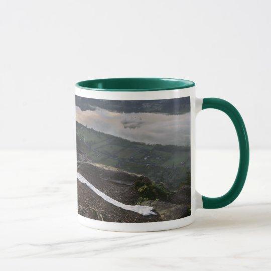 Angel on Morning Watch Mug