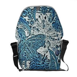 """""""Angel On My Shoulder ART Rickshaw quality bag """" Courier Bags"""
