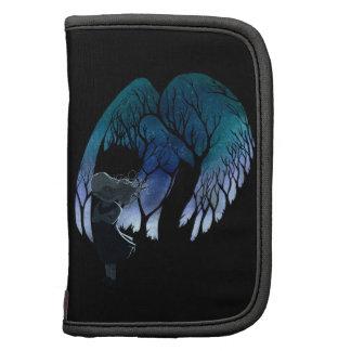 Angel on my shoulder folio planners