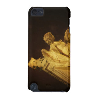 Angel on the Base of Christopher Columbus Statue iPod Touch 5G Cover