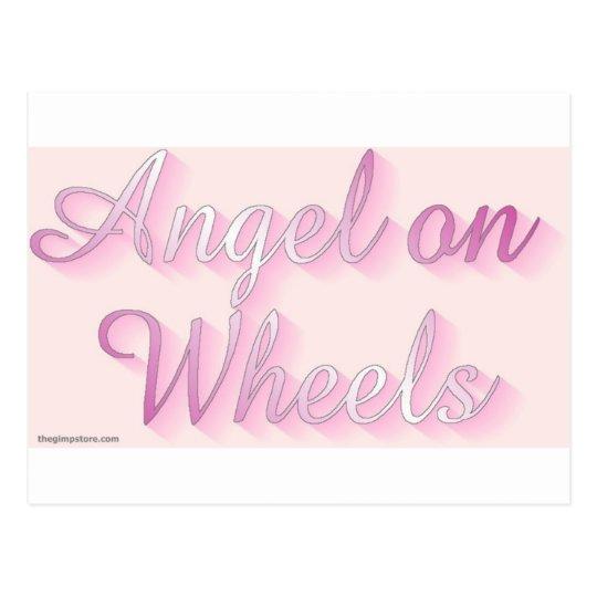 angel_on_wheels postcard