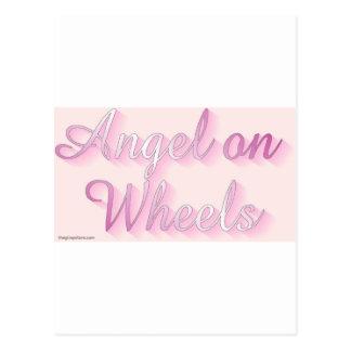 angel_on_wheels postcards