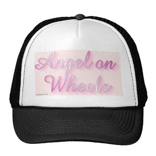 angel_on_wheels trucker hat