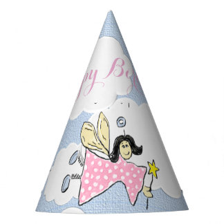 Angel or Fairy Party Hat