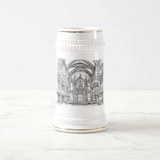 Angel Orensanz Coffee Mug
