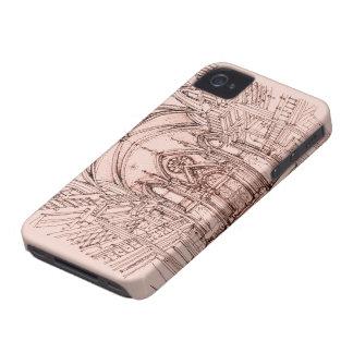 Ángel Orensanz iPhone 4 Carcasas