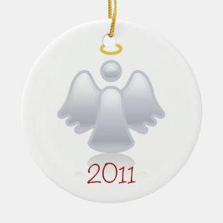¡Ángel! Ornamento Ornamento Para Arbol De Navidad