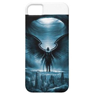 ángel oscuro iPhone 5 carcasa