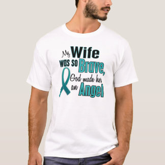 Angel Ovarian / Cervical Cancer T-Shirt