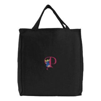 Angel P Canvas Bag