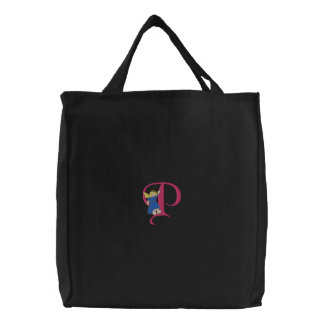 Angel P Canvas Bags