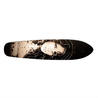 Angel-Painted-Custim Skateboard